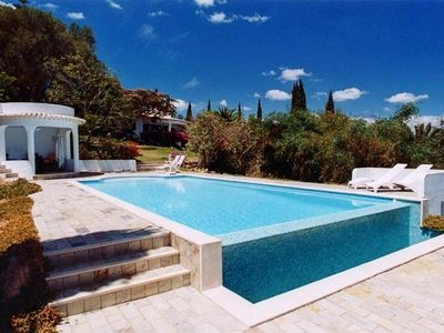 Photo for Luxury Villa near Lagos, swimming pool and sea view, peaceful with full privacy