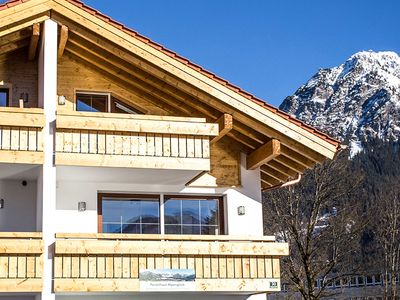 Photo for Luxury holiday home Alpenglück directly in Oberstdorf