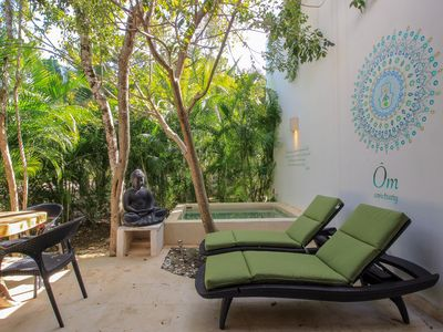 Photo for OM Sanctuary - Exclusive 2-Story 3 BR House with plunge pool by olahola