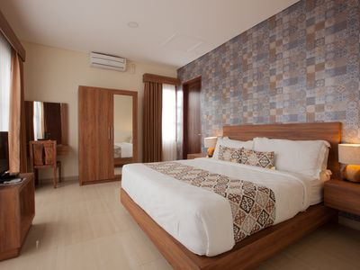 Photo for Spacious One Bedroom Villa with Private Pool - Mawar