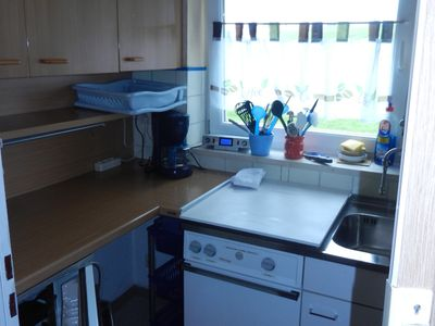 Photo for holiday flat for 4 people, 1 bedroom and 1 living / bedroom, terrace, 40 m²