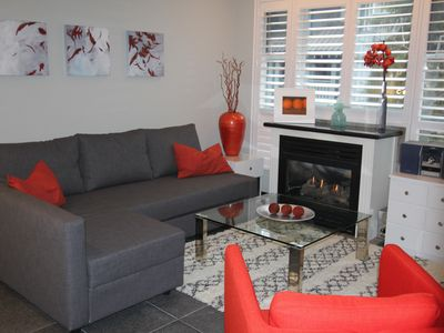 Photo for WHISTLER luxury Ski-In Ski-Out, 2BR, pool/ht, ac, only  2 min. to BLACKCOMB base