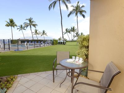 Photo for VRBO Prime Walk to Keawakapu Beach 1Bd+1Ba EZ Access Vacation Condominium