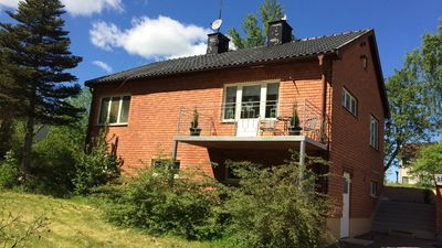 Photo for Great holiday home at Vimmerby incl. Electricity, water, solarium and infrared sauna.
