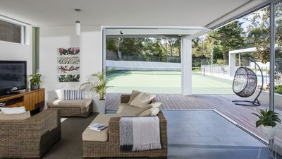 Photo for Balgowlah Heights - with private tennis court & pool