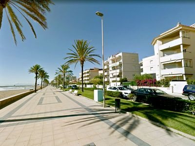 Photo for Accommodation Cunit 1 línea Playa ideal familia 4 pers