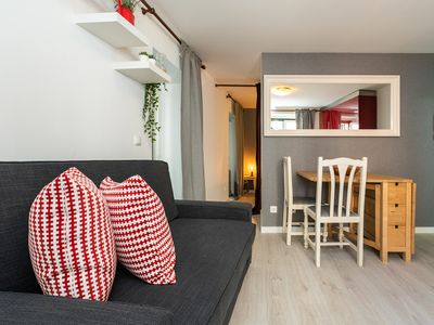 Photo for Welcoming 1bedroom with lovely decor