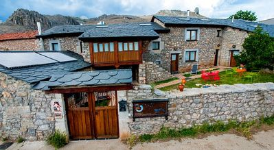 Photo for Rural house (full rental) Between Babia and the moon for 4 people