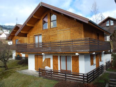 Photo for Apartment overlooking Lake Gerardmer 4 Pers. 30 m²