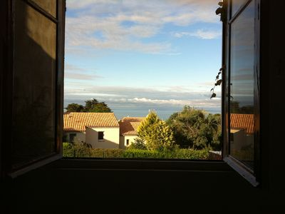 Photo for House sea view 200m from the beach