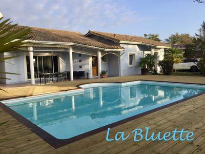 Photo for * In the heart of the Arcachon basin * Welcome to the BLUETTE *