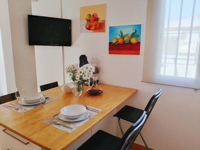 Photo for Apartment with Large private terrace in Seville