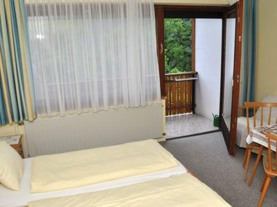 Photo for Triple room with shower, WC - Fritz, Pension