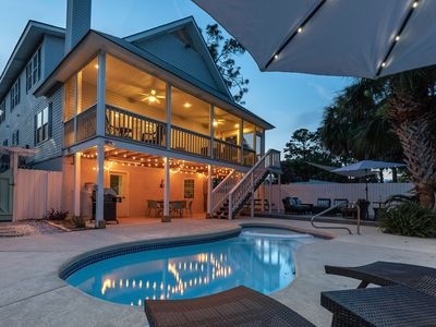 Newly Furnished Large Private Pool Home - Perfect Family Retreat!