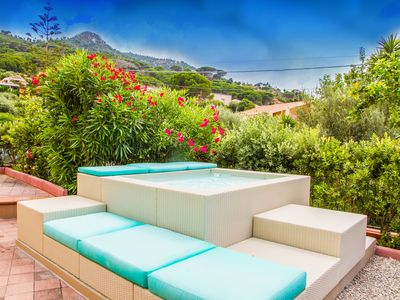 Photo for Villa Lilla with whirlpool bath for 5 people