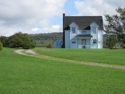 Photo for 4BR House Vacation Rental in Belle Côte, NS