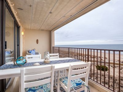 Photo for You've Found the ONE! Renovated Never Rented  -Direct Ocean Front Sleeps 8