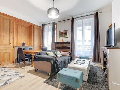 Photo for Charming apartment near Tête d'Or park