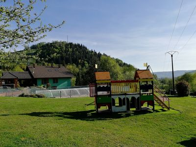 "Photo for ""Cosy nest"" with garden, game area, swimming pool may to september - ski"