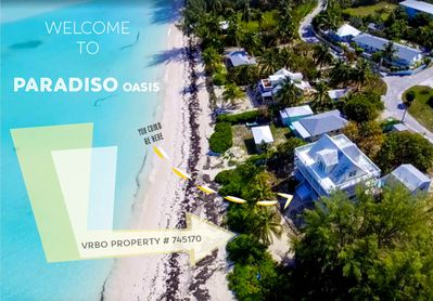 Paradise awaits you! The perfect vacation home for up to 14! @paradisooasis