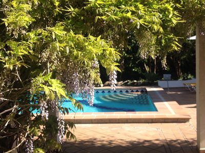 Photo for Finca San Ambrosio- Group Villa - Pool, Garden, Terraces, WiFi, TV, Beach 10min
