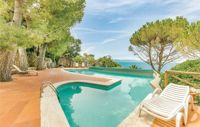 Photo for 1BR Apartment Vacation Rental in Porto Santo Stefano GR