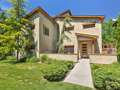 Photo for Custom Home - Walk to Downtown Boise, Camel's Back