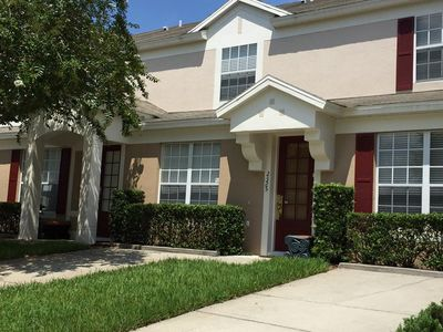 Photo for Stunning Townhome - 3.5 Miles from Disney