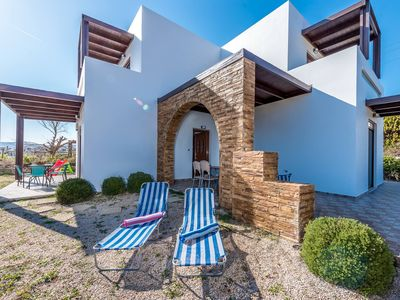 Photo for Avra Villa just a few meters from Kiotari beach