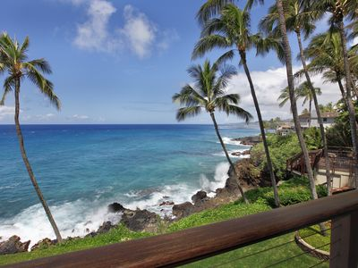 Photo for Poipu Makai #B3: 3 BR / 3 BA condo in Koloa, Sleeps 6