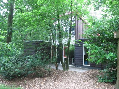 Photo for Beautiful, fully renovated, recreation bungalow in the woods.
