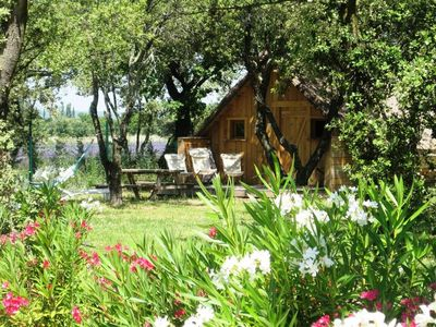 Photo for Lodges in Provence ***** - Lodge Bergerie 5/6 People