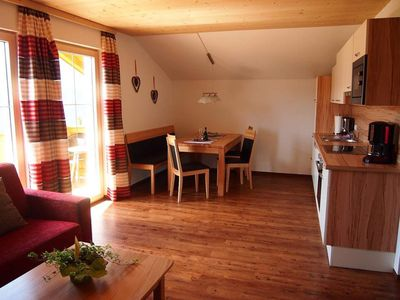 Photo for Sunrise apartment, 3 bedrooms, 2 bath / toilet - Lettengut, house