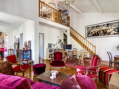 Photo for Beautiful and Stylish Villa in 19th near Parc des Buttes Chaumont