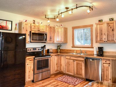 Photo for NEW Build 3 bed 1 bath cottage home. Close to downtown and beach!