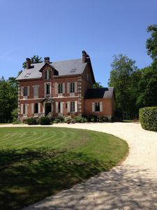 Photo for Loire castles, big house in the forest, 4 km from Romorantin