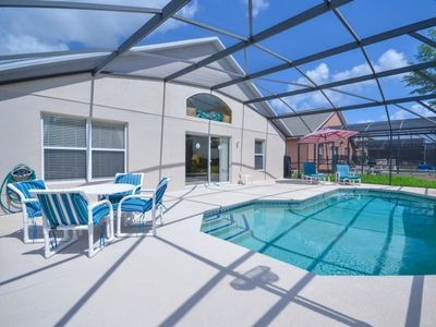 Photo for Emerald Island 4 Bedroom Games Room Villa With Private Pool 8524PHD
