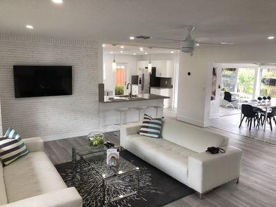 Photo for Waterfront Mid-century Modern Home In Fort Lauderdale