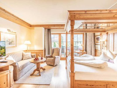 Photo for Wellnessresidenz Suite 40m² - The alpine power place - Alpenrose / Cocoon Lodge