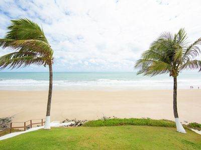 Photo for Apartment in Cotovelo beach - 10 min from Natal