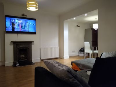 Photo for Large North London home away from home