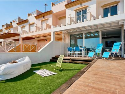Photo for House first line with relax sea views