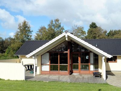 Photo for Spacious Cottage in Ulfborg Jutland with Sauna