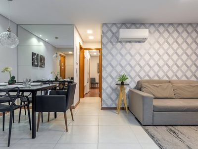 Photo for 2 bedroom apartment for 6 people