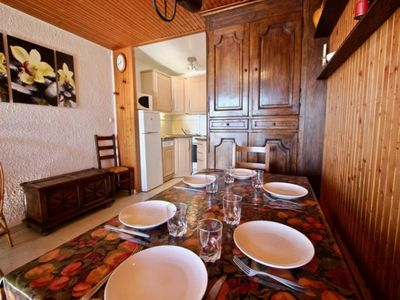 Photo for Apartment Chamrousse, studio flat, 6 persons