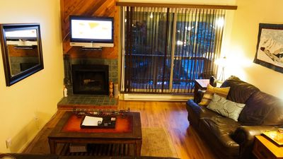 Photo for White Pines Silvertown 3-Bedroom Condo -- Walk to Lower Ski Lifts PCMR