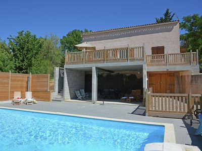 Photo for Comfortable villa with private pool and nice views in beautiful surroundings