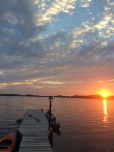 Photo for Gorgeous view, direct water access, 80-foot dock, private lane, paradise