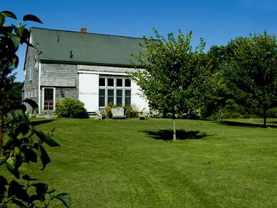 Photo for Extraordinary Converted Barn on Broad Bay