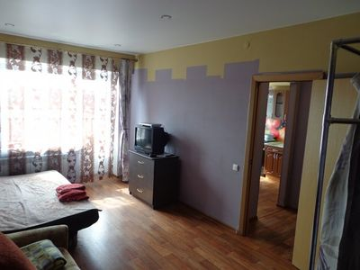 Photo for Apartment - 16 in Irkutsk.Wi-Fi and TV.